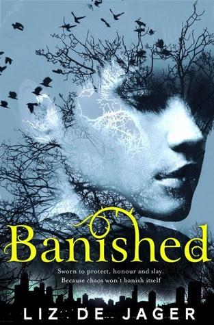 Banished (The Blackhart Legacy, #1)