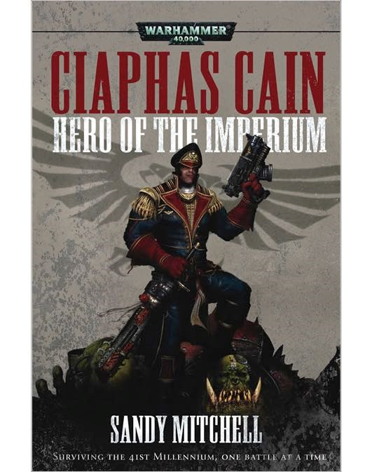 Image result for Ciaphas Cain: Hero of the Imperium