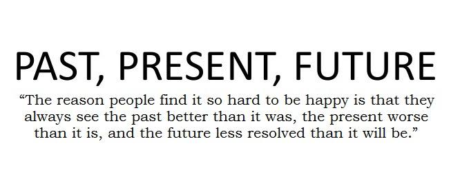 Past Present Future Pad