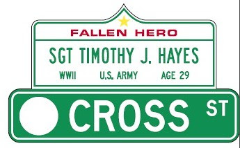 Sgt Timothy J Hayes