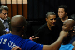 Money shot: Prez Obama