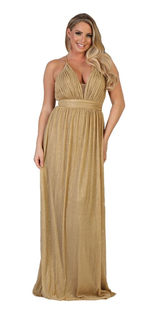 special occasion evening gown simple empire waist semi
