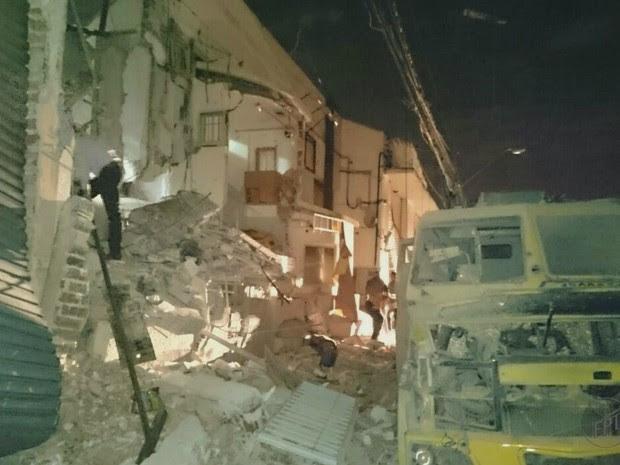 Grupo armado atacou empresa de segurança e transporte de valores (Foto: Reprodução/EPTV)