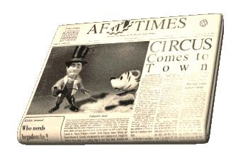 koran surat kabar gif gambar animasi animasi bergerak