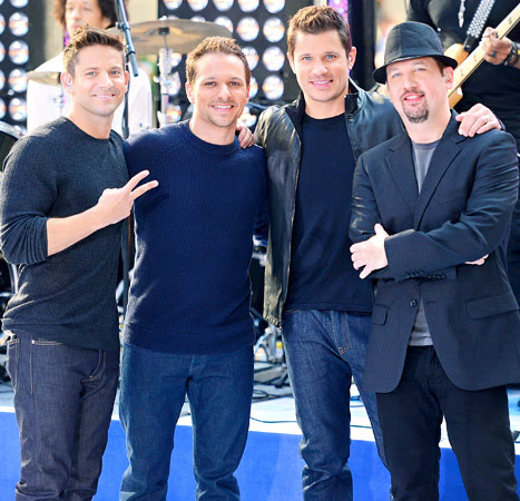 "98 Degrees Sing About Oral Sex in Raunchy New Song ""Microphone"""