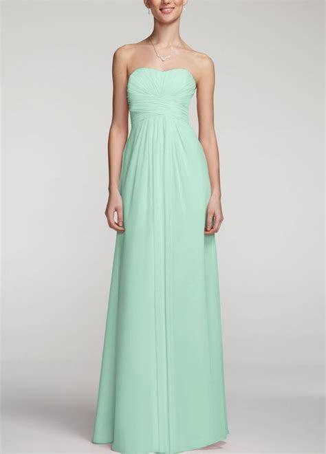 You may have to read this: Davids Bridal Bridesmaids Dresses