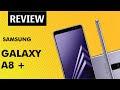 Samsung Galaxy A8 + grandão configurações robustas por menos de R$1800 | Review