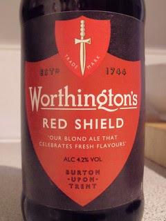 Worthington's, Red Shield, England