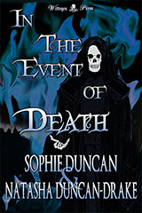 In The Event of Death by Sophie Duncan & Natasha Duncan-Drake Front Cover