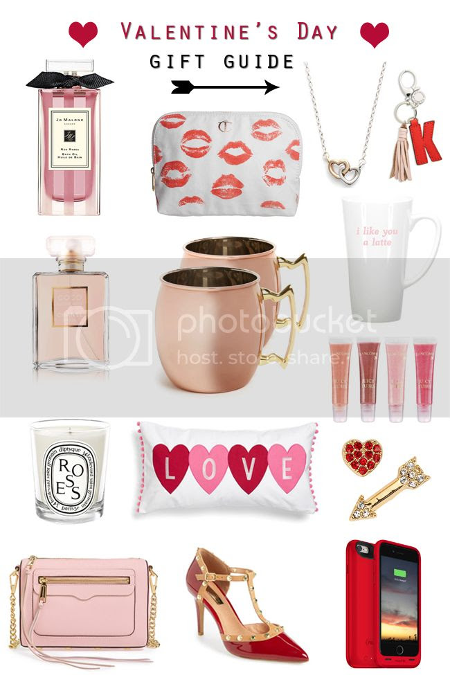 Valentine's Day 2016 gift guide for her