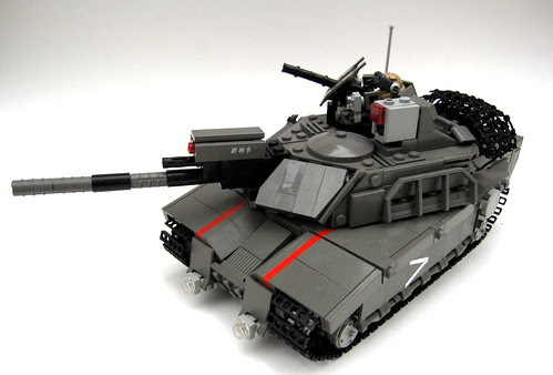 """NATO """"Demon"""" Main Battle Tank"""