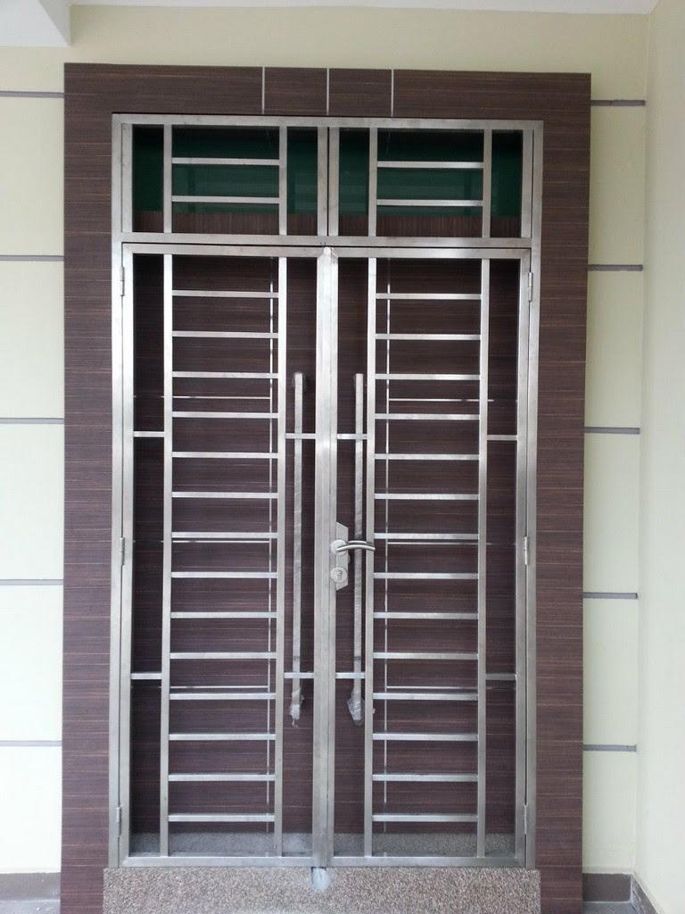 Fancy Window Design For Home House Grill Catalogue 2016 Glass Door