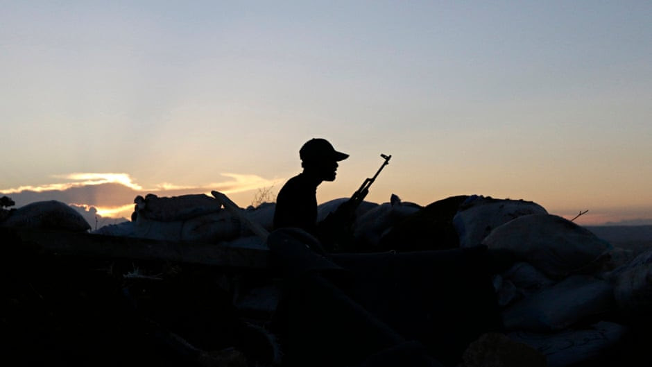 syria rebels terror risk