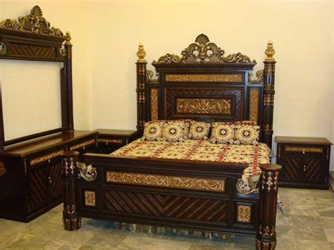 #BedSet # 5   #Chiniot #Furniture   Chiniots Furniture in
