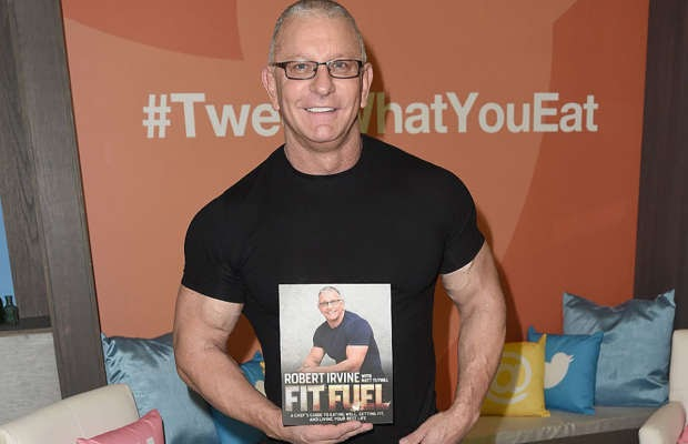 Robert Irvine's Secrets To Helping People Lose 100+ Pounds