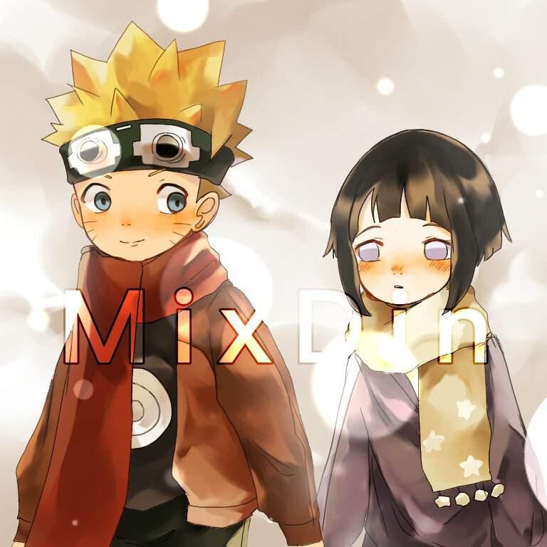 Hinata And Naruto But Children Fanart Naruto Amino