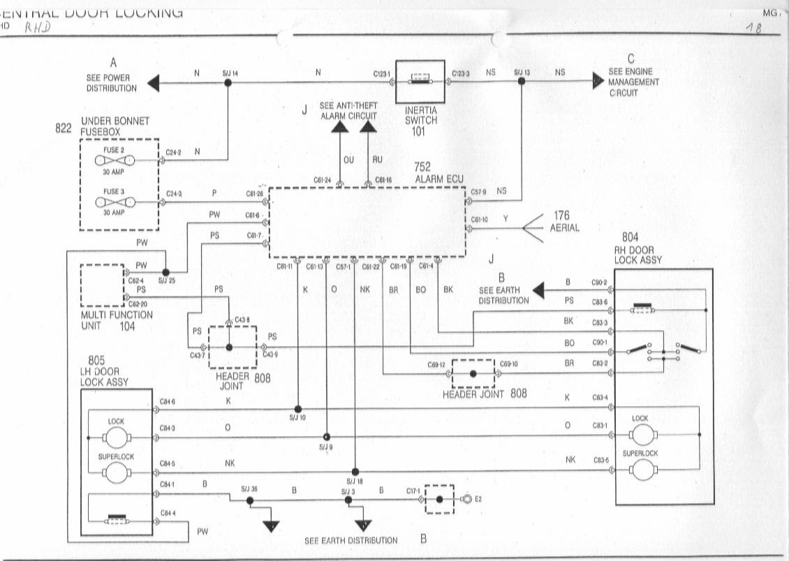 Corsa Central Locking Wiring Diagram - Wiring Diagram | Focus Central Locking Wiring Diagram |  | cars-trucks24.blogspot.com