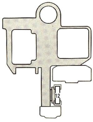 Lexus Es300 1994 1995 Fuse Box Diagram Auto Genius