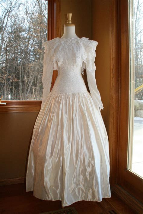 vintage jessica mcclintock wedding formal dress ebay