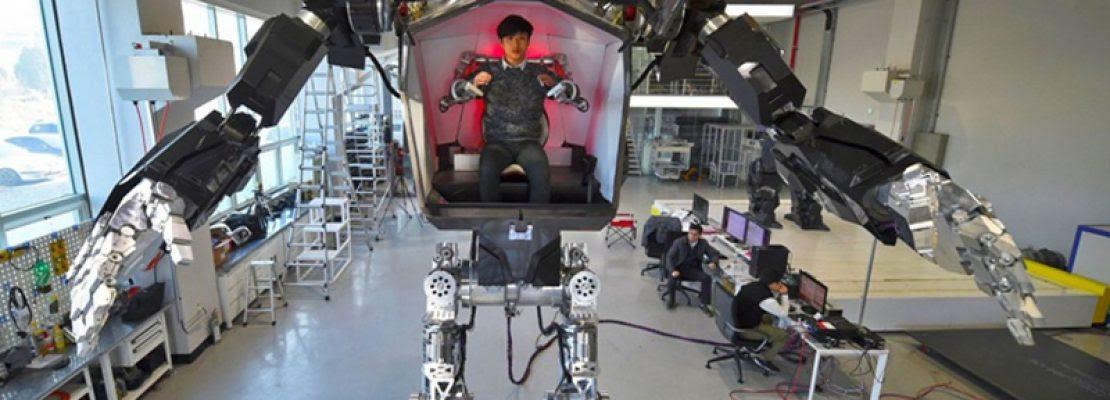 Είναι γεγονός! Κατασκευάστηκε ο πρώτος «Iron Man» από Κορεάτες (Βίντεο)