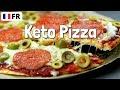 Recette Pizza Keto