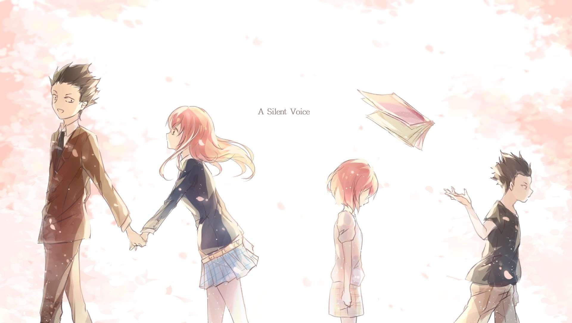 A Silent Voice Wallpapers 66 Images
