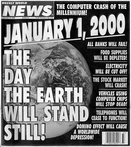 The Day The Earth Will Stand Still