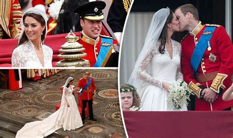 Prince William and Kate wedding pictures: A look back