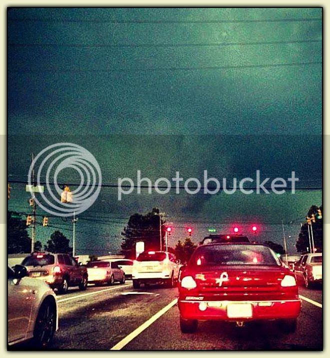 Scary Tornadic Thunderstorm