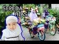 Decorative Bicycles ❤ Lomba Sepeda Hias TPQ Nurul Abror Penanggalan Mojoagung Jombang