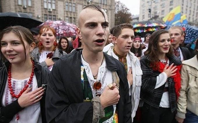 Делегация Украины в ООН вела себя как бабуины
