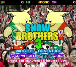 Snow Bros. 3