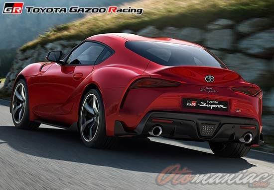 Harga Toyota GR Supra Terbaru 2020 : Spesifikasi & Review oleh - auditts.xyz