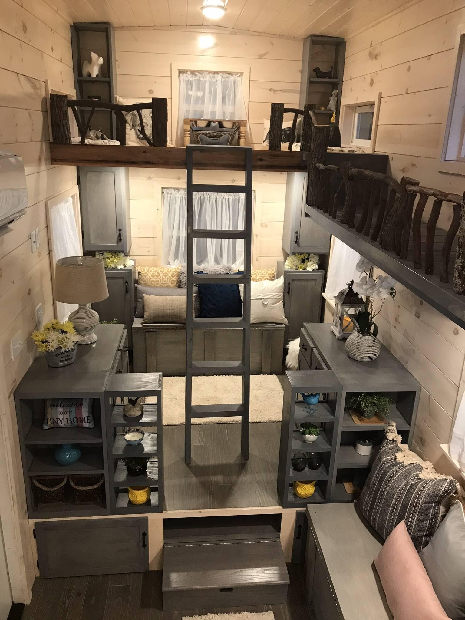 Tiny Homes For Sale Starting At 20k Custom Built Tiny House