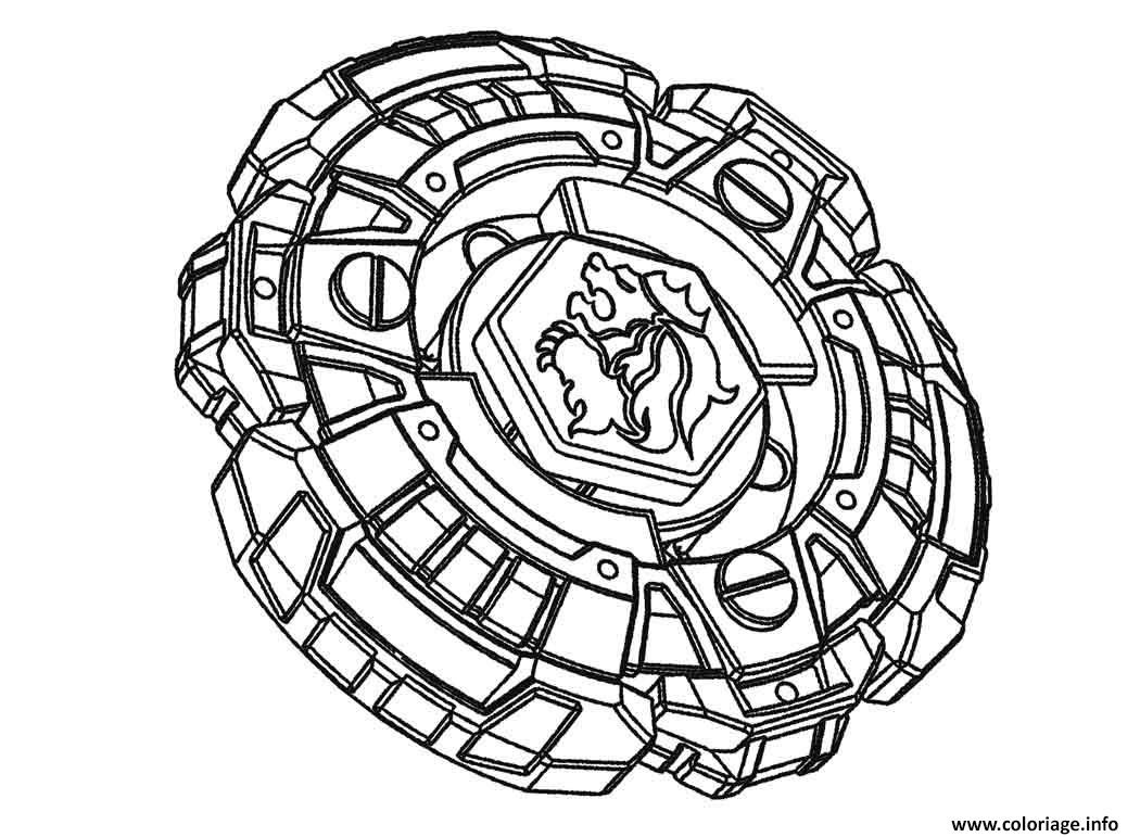 Beautiful Coloriage Beyblade 1 Jecoloriecom Sanfranciscolife