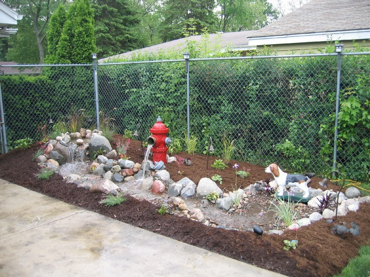 Outdoor Water Features for Kids