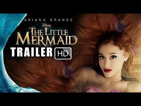 Little Mermaid Movie 2020