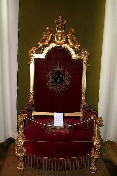 Замок Шамбор – королевский каприз 34737