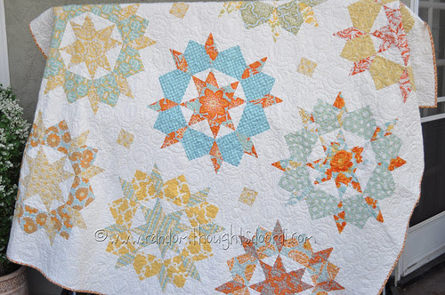 an Heirloom Swoon Quilt