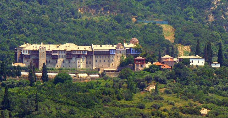 Манастир Ксиропотам