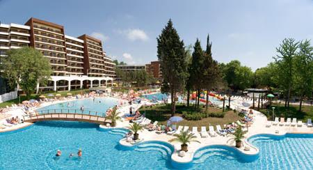 Flamingo hotel, Albena