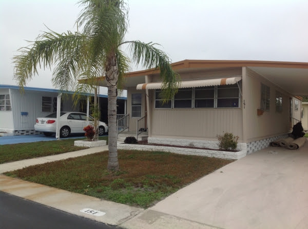 Click The Images to View Larger  Mobile Home for Sale Largo