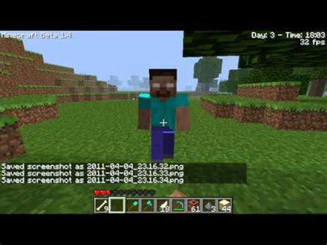 herobrine minecraft beta  fake youtube