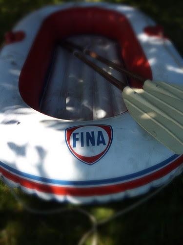 Fina Boat