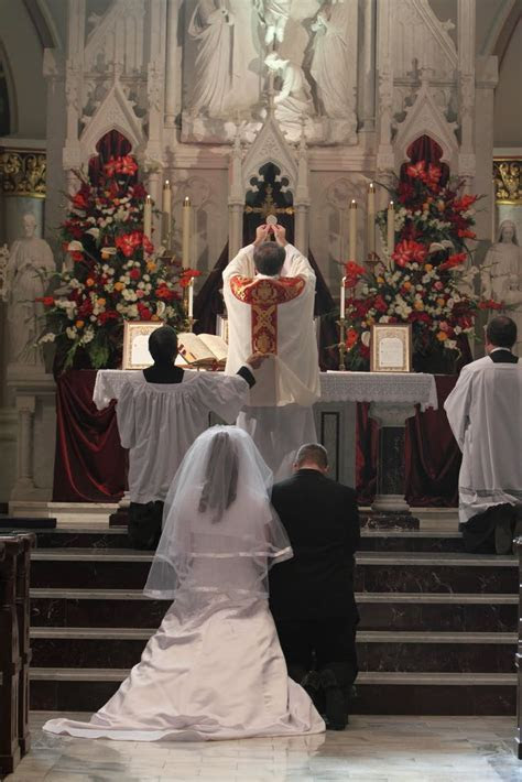 1000  images about Catholic marriage vows on Pinterest