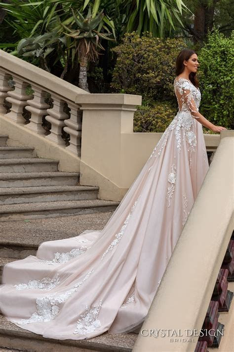 Crystal Design Haute & Sevilla Couture Wedding Dresses