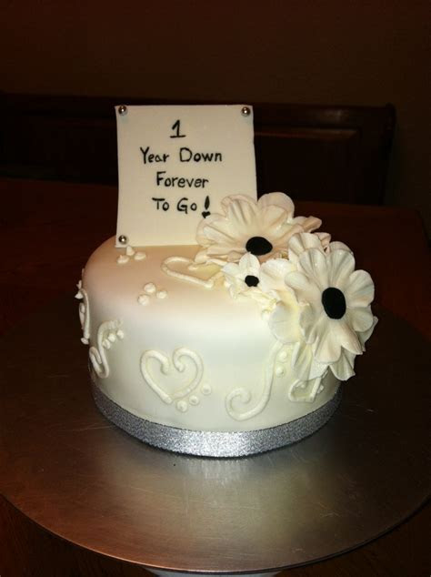 1st wedding anniversary cakes for unforgettable holiday