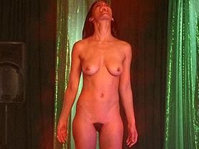hot ebony woman