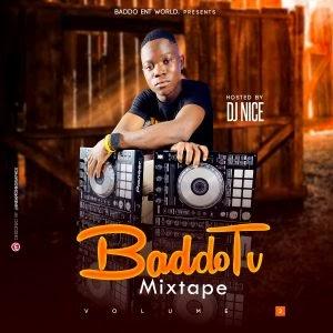 Mixtape: DjNice Originator Baddotv Mixtape Vol 2