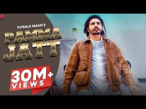 Pamma Jatt Korala Maan Ft Gurlej Akhtar Official Music Video Download